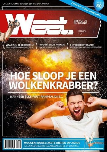 Weet magazine (Nummer 50) (Magazine)