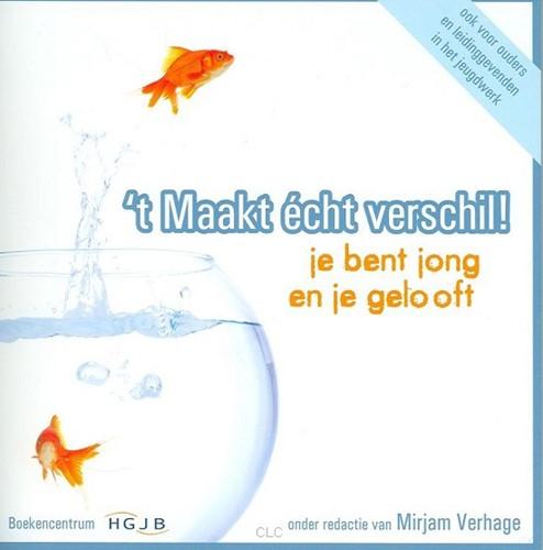 't Maakt écht verschil! (Paperback)