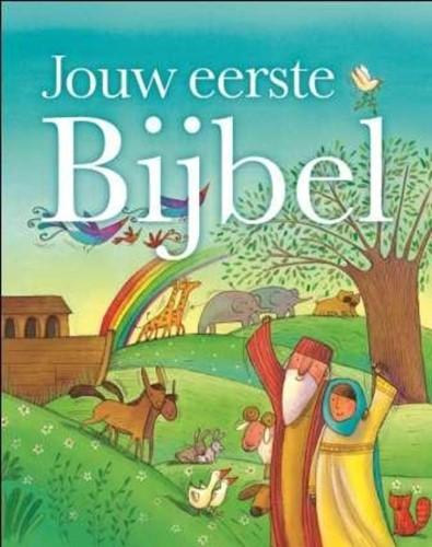 Jouw eerste Bijbel (Hardcover)