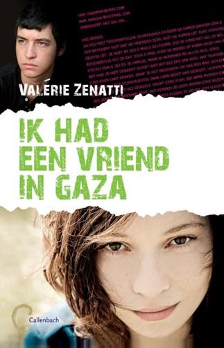 Ik had een vriend in Gaza (Paperback)
