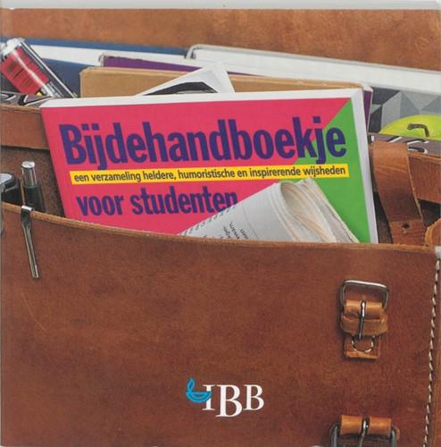 Bijdehandboekje voor studenten (Boek)