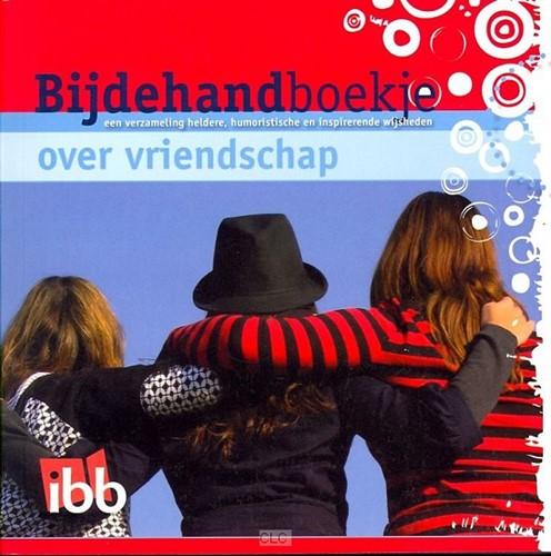 Bijdehandboekje over vriendschap (Boek)