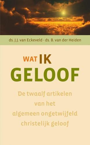 Wat ik geloof (Hardcover)