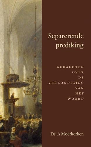 Separerende prediking (Hardcover)