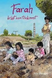 Farah krijgt een toekomst (Hardcover)