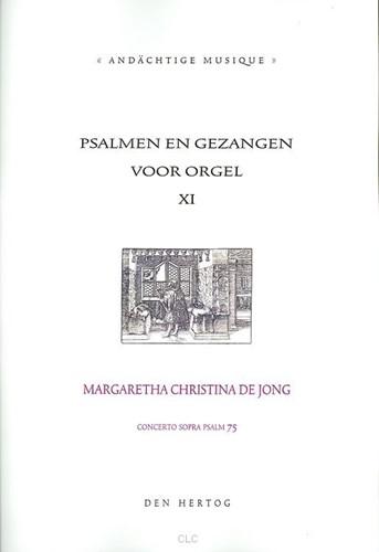 Psalmen en gezangen 11 voor orgel (Boek)