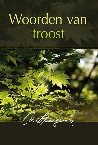 Woorden van troost (Hardcover)