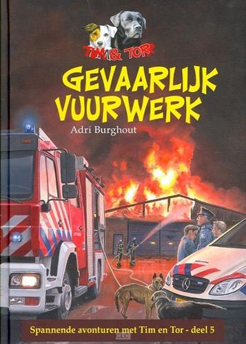 Gevaarlijk vuurwerk (Boek)