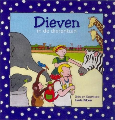 Dieven in de dierentuin (Boek)