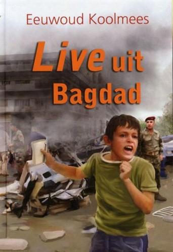 Live uit Bagdad (Boek)