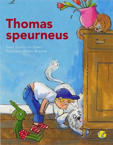 Thomas speurneus (Hardcover)