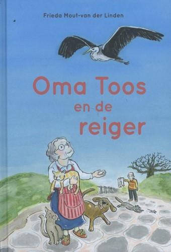 Oma Toos en de reiger (Boek)