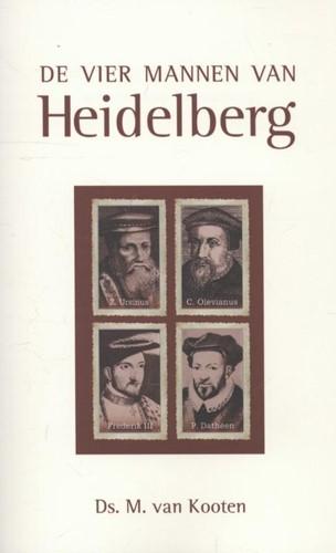 De vier mannen van Heidelberg (Boek)