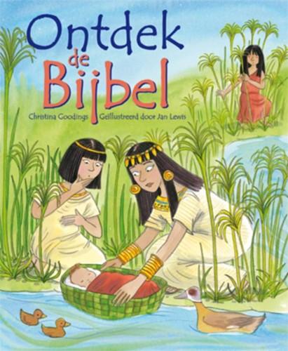 Ontdek de Bijbel (Hardcover)