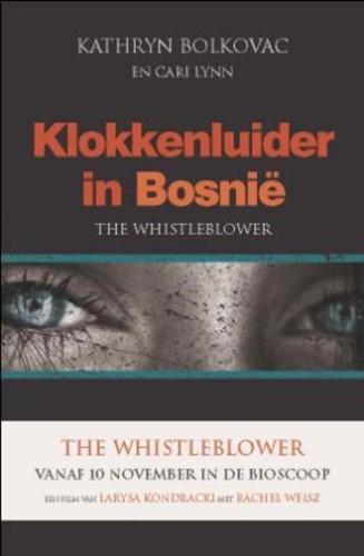 Klokkenluider in Bosnie (Boek)