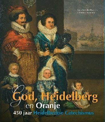 God, Heidelberg en Oranje (Boek)