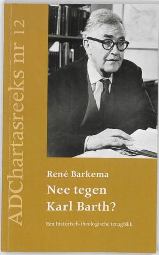 Nee tegen Karl Barth? (Boek)