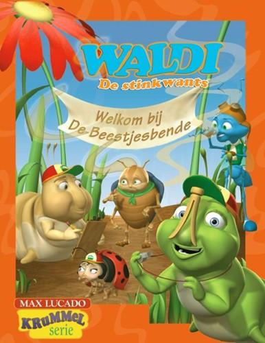 Waldi de stinkwants (Hardcover)