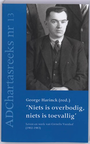 'Niets is overbodig, niets is toevallig' (Boek)