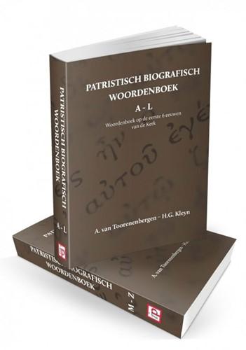 Patristisch biografisch woordenboek (Set) (Paperback)