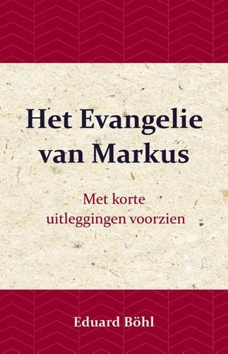 Evangelie van markus  POD (Paperback)