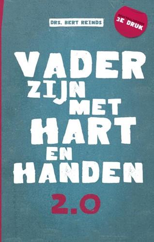 Vader zijn met hart en handen 2.0 (Paperback)