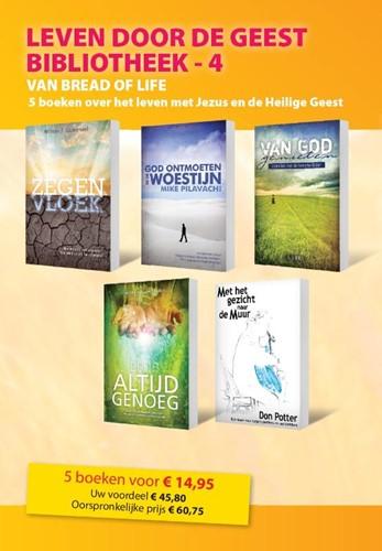 Leven door de Geest bibliotheek 4 (Paperback)