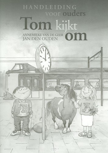 Tom kijkt om (Paperback)