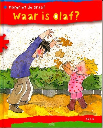 Waar is Olaf? (Hardcover)
