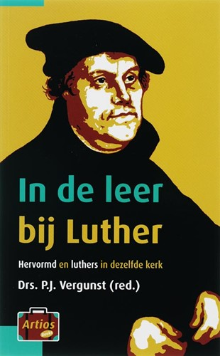 In de leer bij Luther (Paperback)