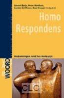 Homo respondens (Boek)