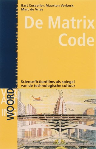 De matrix code (Boek)