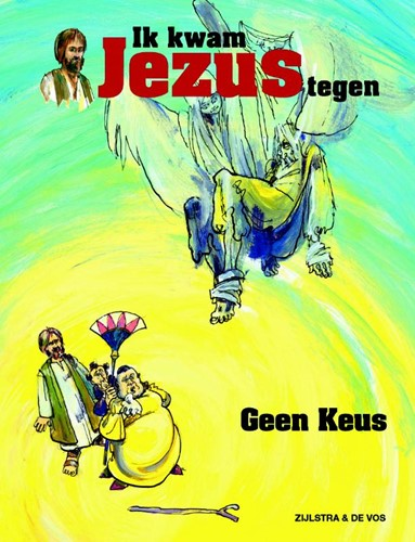 Ik kwam Jezus tegen (Paperback)