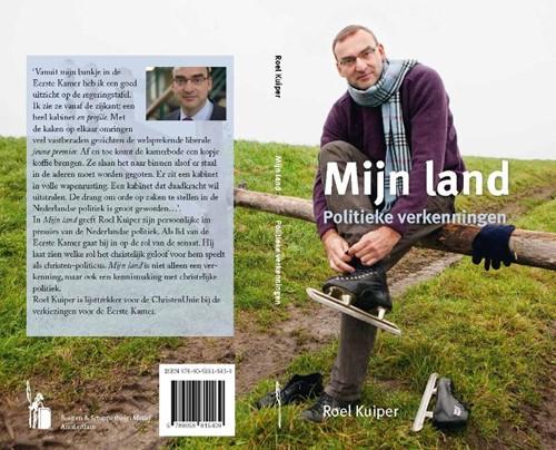 Mijn land (Paperback)
