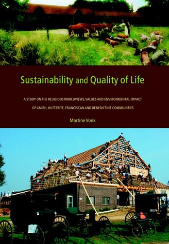 Sustainability and Quality of Life (Boek)