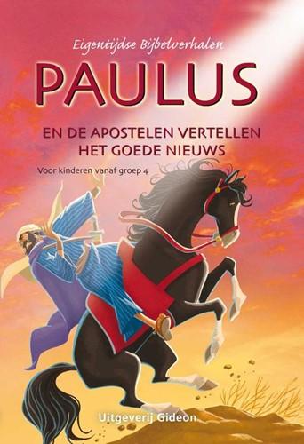Paulus en de apostelen vertellen het Goede Nieuws (Boek)