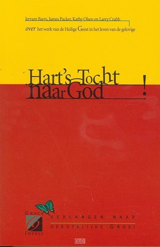 Hart's tocht naar God (Boek)