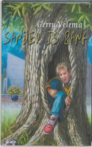 Sander is bang (Hardcover)