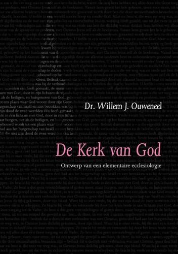 De Kerk van God (Deel 1) (Hardcover)