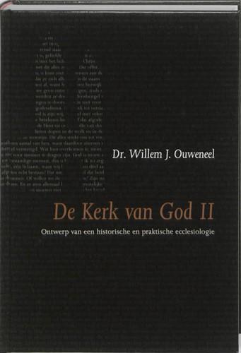 De Kerk van God II (Hardcover)