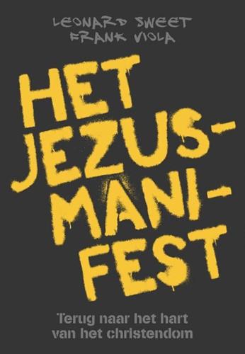 Het Jezusmanifest (Paperback)