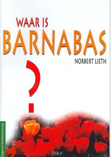 Waar is barnabas (Boek)