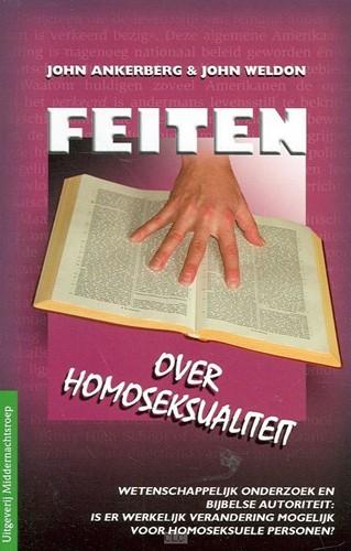 Feiten over homoseksualiteit (Boek)