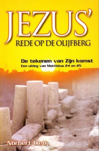 Jezus rede op de olijfberg (Boek)