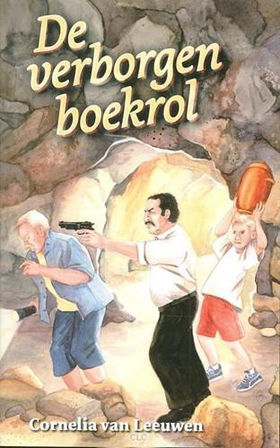 Verborgen boekrol (Boek)