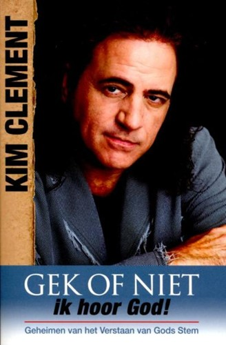 Gek of niet ik hoor God (Paperback)
