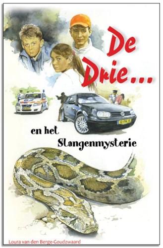 De Drie... en het slangenmysterie (Hardcover)