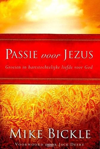 Passie voor Jezus (Boek)