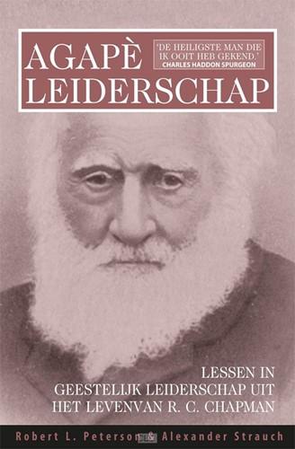 Agapè leiderschap (Boek)