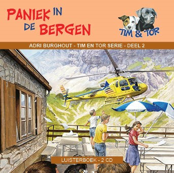 Paniek in de bergen (CD)